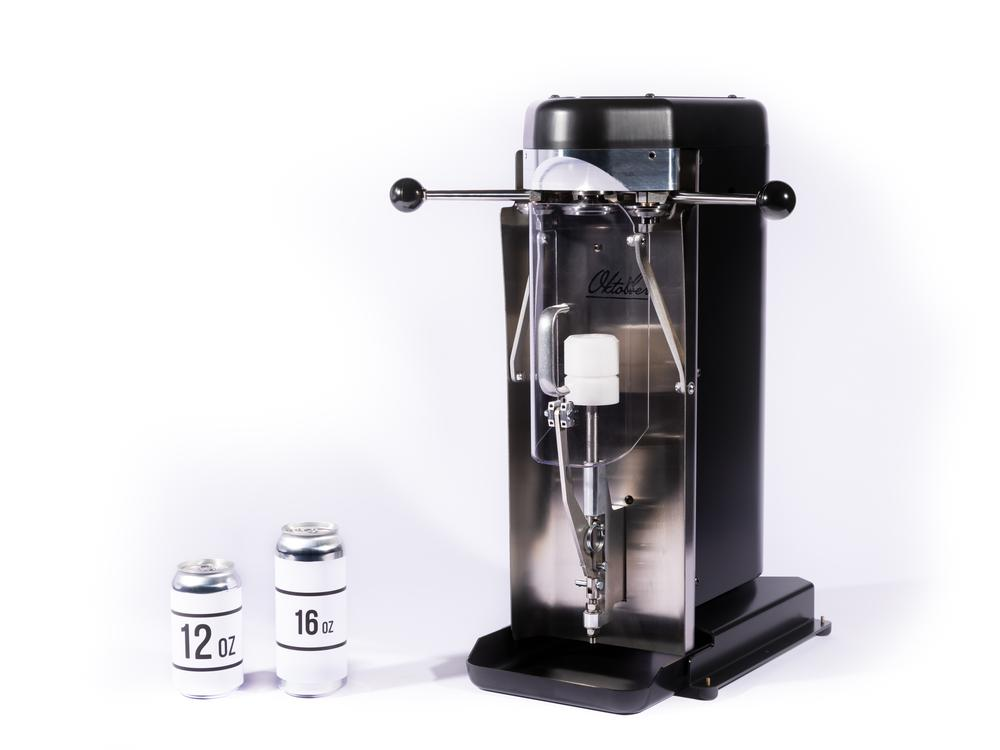 Homebrew Canning Machine, Can Seamer, Can, Cans